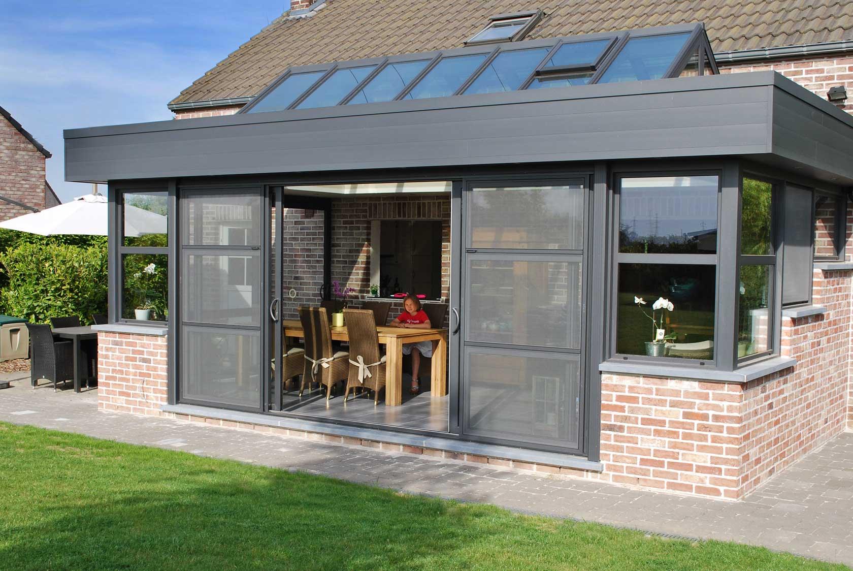 veranda installation