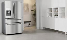 Quel est le prix pour un bon frigo américain?